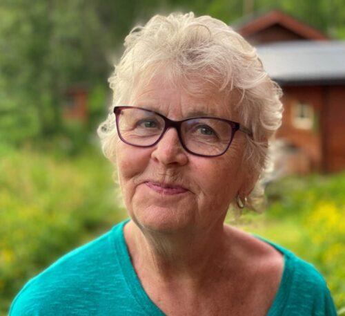 kandidat: Fredbjørg Nicolaysen